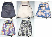 Cotton Patternless Wrap, Sarong Casual Skirts for Women