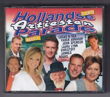 CD : Hollandse Artiesten Parade Deel 2 (2007) 2CD Box
