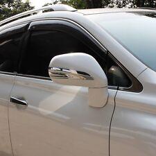 2010 - 2015 For Lexus RX270 RX350 RX450 Chrome mirrors anti-rub decoration trim