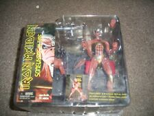 iron maiden somewere in time figure . by neca . still sealed