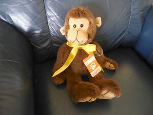 "Cute Plush Boyd Bear Monkey ""Mikki"""
