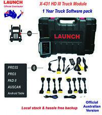 LAUNCH X431 HD III Truck Module Add On Australia Version Truck Software Include
