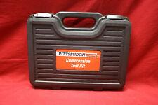 Pittsburgh Automotive - Engine Cylinder Compression Tester, Gauge Kit, Auto Tool