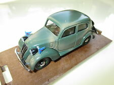 FIAT 508 C Berlina Berlina 1100 Army Militare Armed Forces, Brumm in 1:43 Boxed
