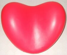 spa Bathtub heart shaped Pillow Soft and comfort Bath Red Color headrest