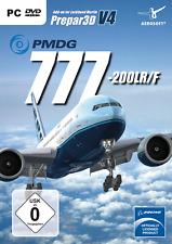 PMDG 777-200LR/F for P3D V4 P3D V4
