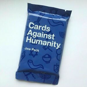 Cards Against Humanity:Jew Pack Expansion,90s,Ass pack,America pk,Pride pk