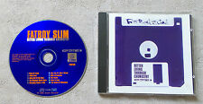 "CD AUDIO INT/ FATBOY SLIM "" BETTER LIVING THROUGH CHEMISTRY"" CD ALBUM 10 T 1996"