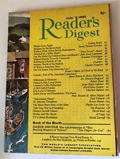 Vintage Reader's Digest Magazine July 1966