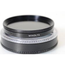 Minolta 55mm Polarizing Filter Japan / Pofilter E-55