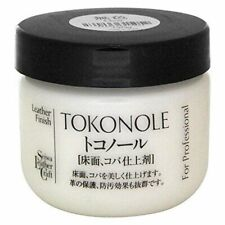 New Leather craft for the floor surface finishing agent colorless Tokonoru 120g