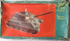 Russian Battle Plastik Model Weapon Red Army Tank Panzer battle T 34 Military To