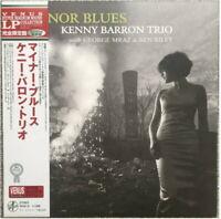 KENNY BARRON TRIO MINOR BLUES VENUS VHJD-31 Japan OBI 200g Vinyl LP
