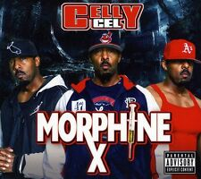 Celly Cel - Morphine [New CD] Explicit