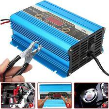 12V 20A  200ah Car Engine Digital Smart Battery Charger LED Display Three-phase