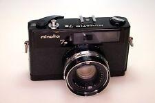 MINOTA HI-MATIC  7S BLACK
