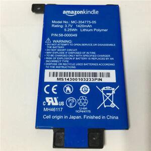 "OEM Battery 58-000049 MC-354775-05 Amazon Kindle PaperWhite 2nd Gen 6"" 1420mAh"