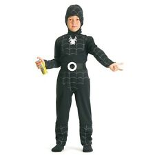 Garçon araignée noir et argent spiderboy 4/5 ans deguisement costume carnaval