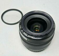 Canon EF 28mm f/2.8 Prime Lens - Plus Filter!