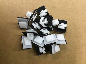 QTY 20: Body Side Moulding Clip Retainer W/ Sealer For Hyundai Kia 87756-2E000