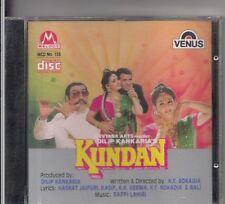 kundan - Dharmendra - Released [cd] Austria made