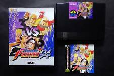 THE KING OF FIGHTERS 94 KOF - SNK Neo Geo AES Good.Condition JAPAN
