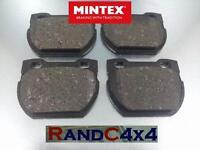 SFP000280 Land Rover Defender 110 130 MINTEX Rear Brake Pad Set