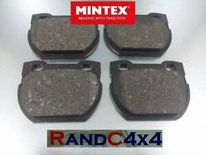 SFP000280 Land Rover Defender 110 130 MINTEX Rear Brake Pad Set