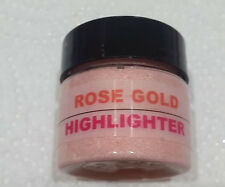 RARE ALL NATURAL ROSE GOLD 2 STROBING HIGHLIGHTER ILLUMINATING MOUSSE BODY BLING