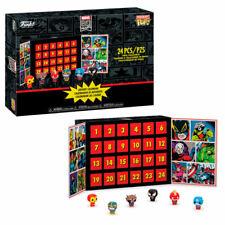 Funko POP Mini calendrier de l'avent Marvel 80th Anniversaire au choix