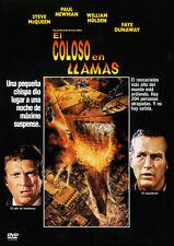 PELICULA DVD EL COLOSO EN LLAMAS PRECINTADA