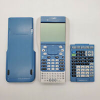 Texas Instruments Graphing Calculator Ti-Nspire with extra Ti-84 Plus Keypad