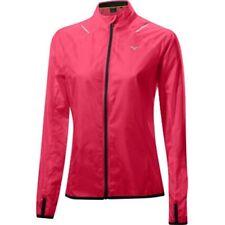 Mizuno Women Impermalite Vest (M) Red Black 421115 4S90