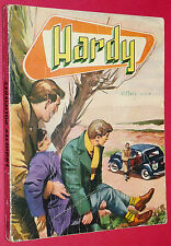 PETIT FORMAT ARTIMA HARDY RELIURE 1957-1958 N°33 34 35 36 37 JACK SPORT & LUC