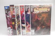 Shade Master Of Darkness DC New 52 Comic Books 1-6 James Robinson Pirate Vampire