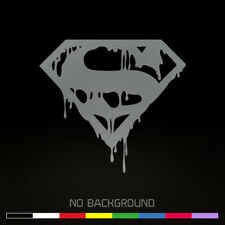 Death Of Superman Vinyl Decal Sticker | DC Comics | Choose Size + Color