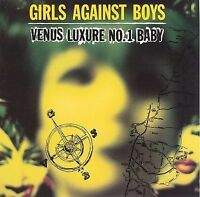 GIRLS AGAINST BOYS - VENUS LUXURE NO.1 BABY NEW VINYL RECORD