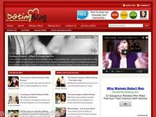 Hot Online Dating / Singles Matchmaking Resource WP Blog Website For Sale!