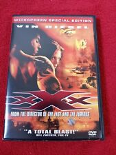 Xxx (Widescreen Special Edition Dvd) - Vin Diesel - Preowned Free Shipping