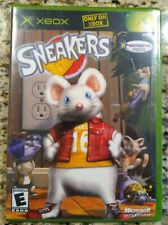 Sneakers (Microsoft Xbox, 2002) FACTORY SEALED NEW