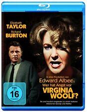 Blu-ray * Wer hat Angst vor Virginia Woolf? * NEU OVP