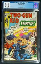 Two-Gun Kid #100 CGC 8.5 Early Herb Trimpe cover art Sept. 1971