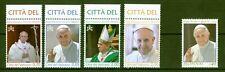Vatikan + Philippinen 2014 - Joint Issue Papst Franziskus - Nr. 1795-98 + 4802 ⁑