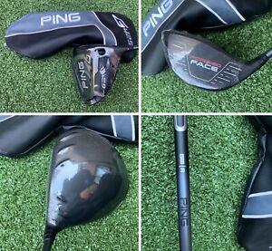 Ping G425 MAX Driver (12 deg / Alta CB 55 Regular flex) NEW....MUST SELL OFFERS