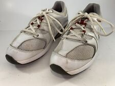 MBT Mila Women's Rocker Toning Athletic Shoes White Size 10-10.5US