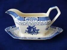 Earthenware Tableware Adams Pottery Gravy Boats