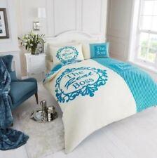 Linge de lit et ensembles bleu avec des motifs Fantaisie en polyester