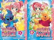 Disney MANGA Magical Dance Series Paperback Collection Set of Books 1-2