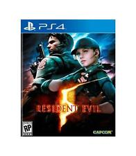 Digital Bros PS4 Resident Evil 5