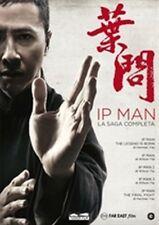 Ip Man - La Saga Completa (5 DVD) - ITALIANO ORIGINALE SIGILLATO -